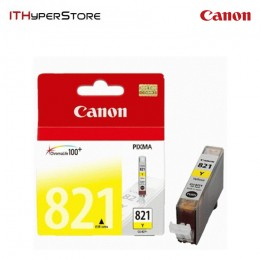 CANON INK CARTRIDGE CLI-821Y (YELLOW)
